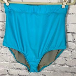 Swim by Cacique High Waisted Bikini Bottoms